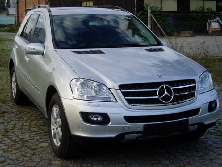 Mercedes Benz ML 320 CDi - 3