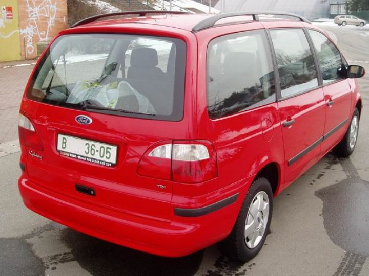 Ford Galaxy 1.9tdi - 2