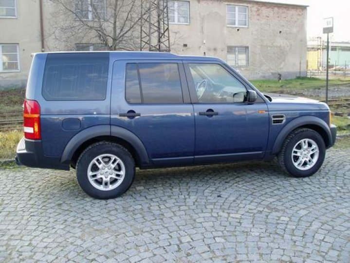 Land Rover Discovery III TDV6 - 2