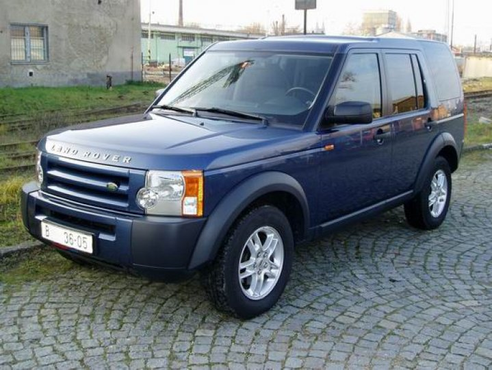 Land Rover Discovery III TDV6 - 1